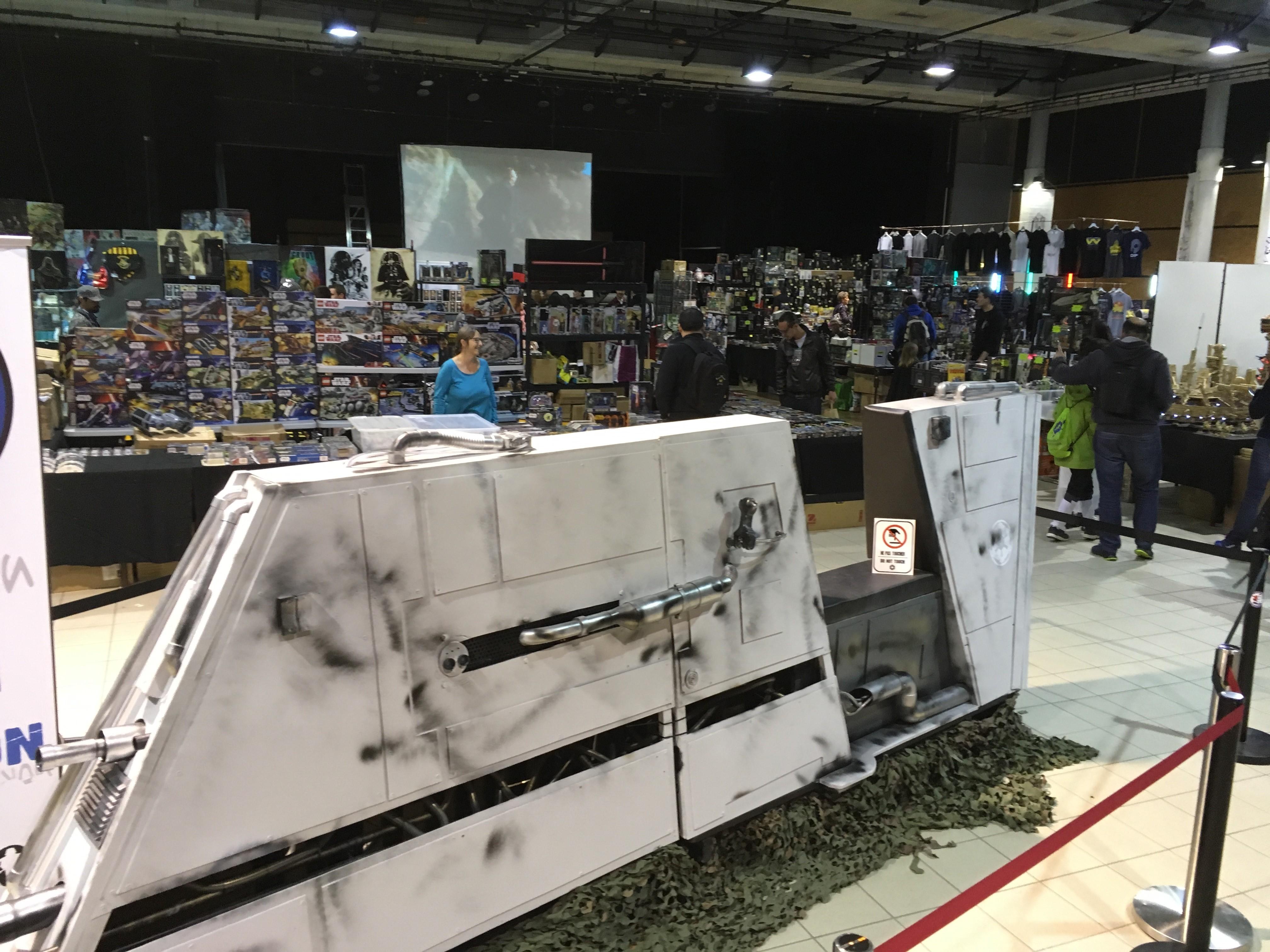 Générations Star Wars et SF 20ème édition - Cusset - 28 et 29 avril 2018 KbBV9m