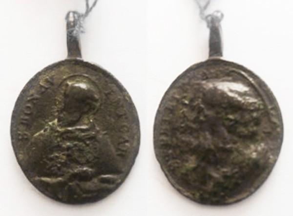 san Buenaventura- santos Pedro y Pablo, S. XVIII Mt1p5s