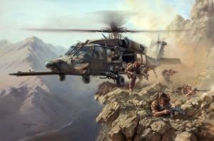 RÉALISATIONS GUERRE D'AFGHANISTAN (2001-2014)