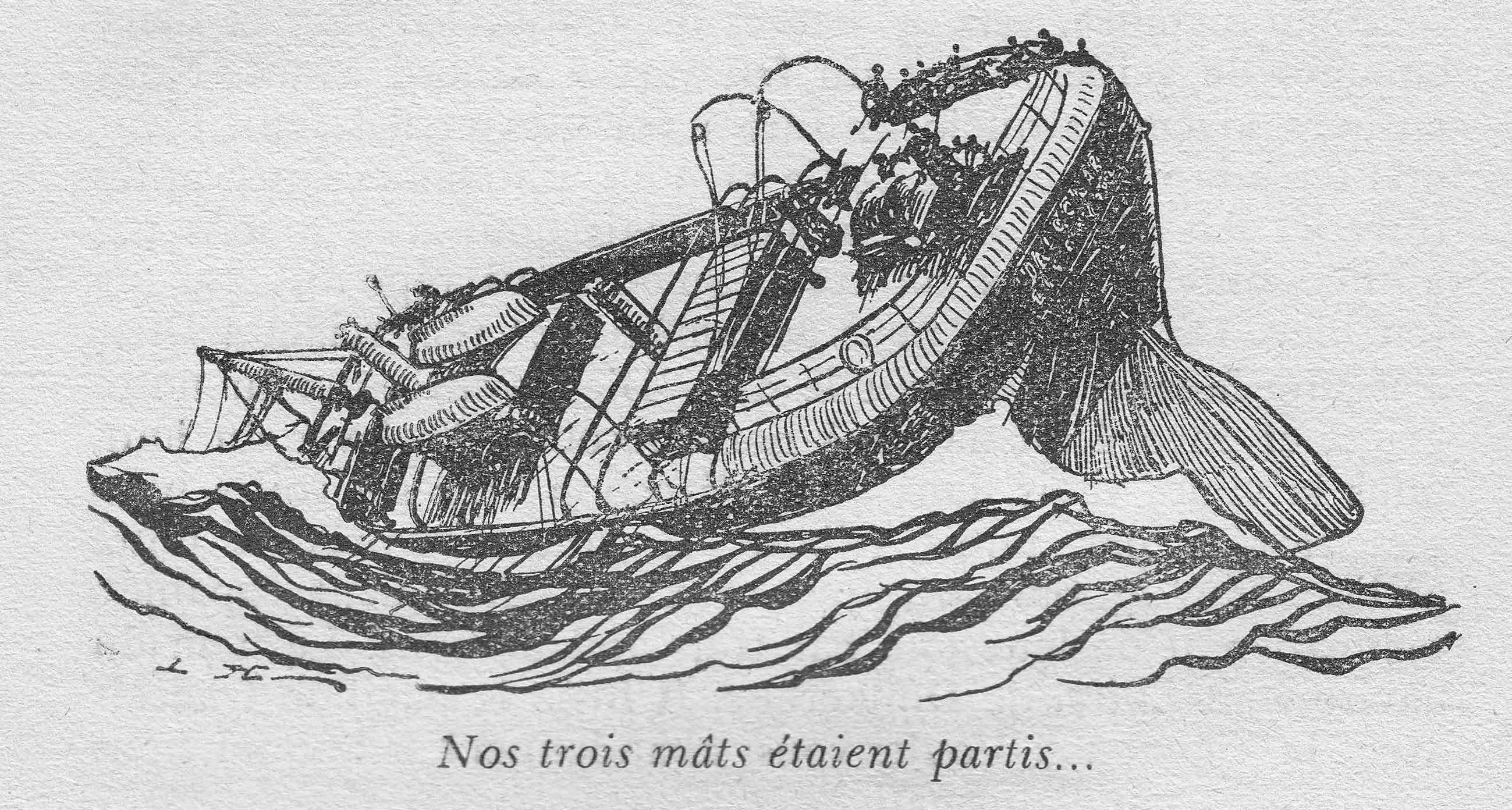 """""""CE SONT VOILIERS QUE VENT EMPORTE""""-Loire & Dalgonar, 1/350 scratch - Page 2 QKs4PD"""
