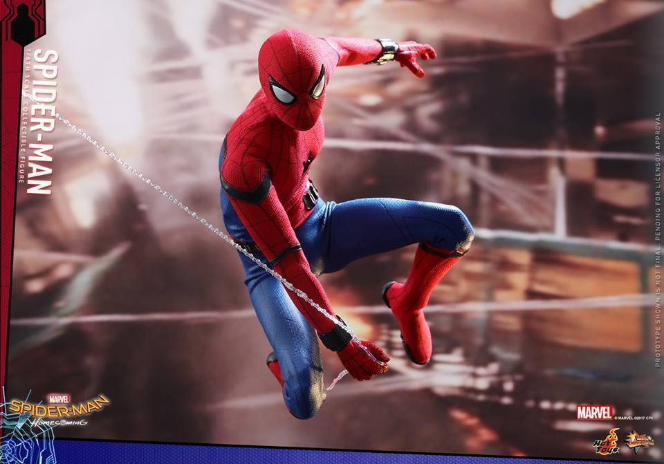 Spider-Man Homecoming : Spider-Man  QwEH5S