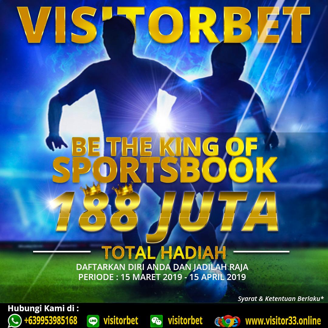 Visitorbet | Situs Taruhan Bola Online dan Agen Judi Casino Terpercaya SlUp7O