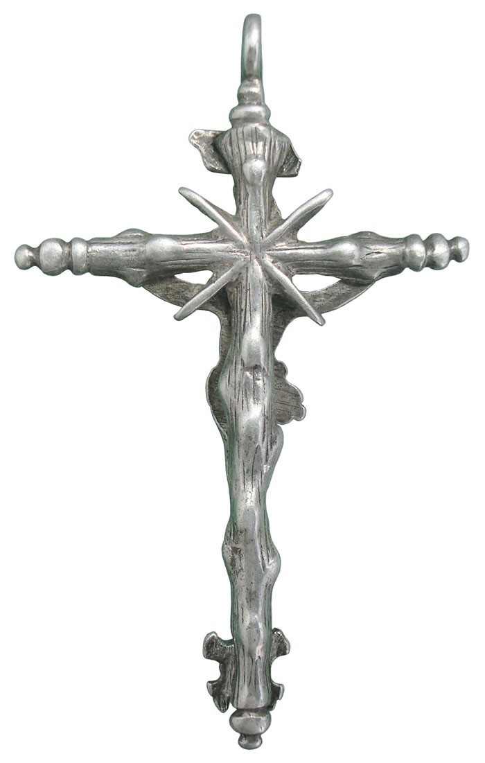 CC098 – Crucifijo barroco - CC098 TI6mYa