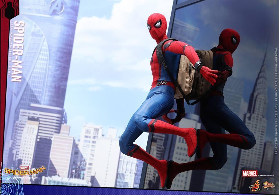Spider-Man Homecoming : Spider-Man  UUEIl4