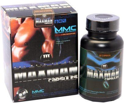 Maxman III 30 capsules | WWW.BATINMALAY.COM VKi2Eo