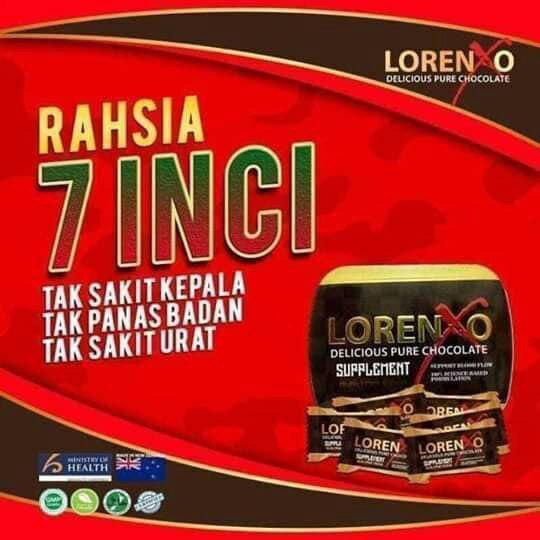 Lorenxo Cokelat Untuk keras dan tahan lama VS6CTA