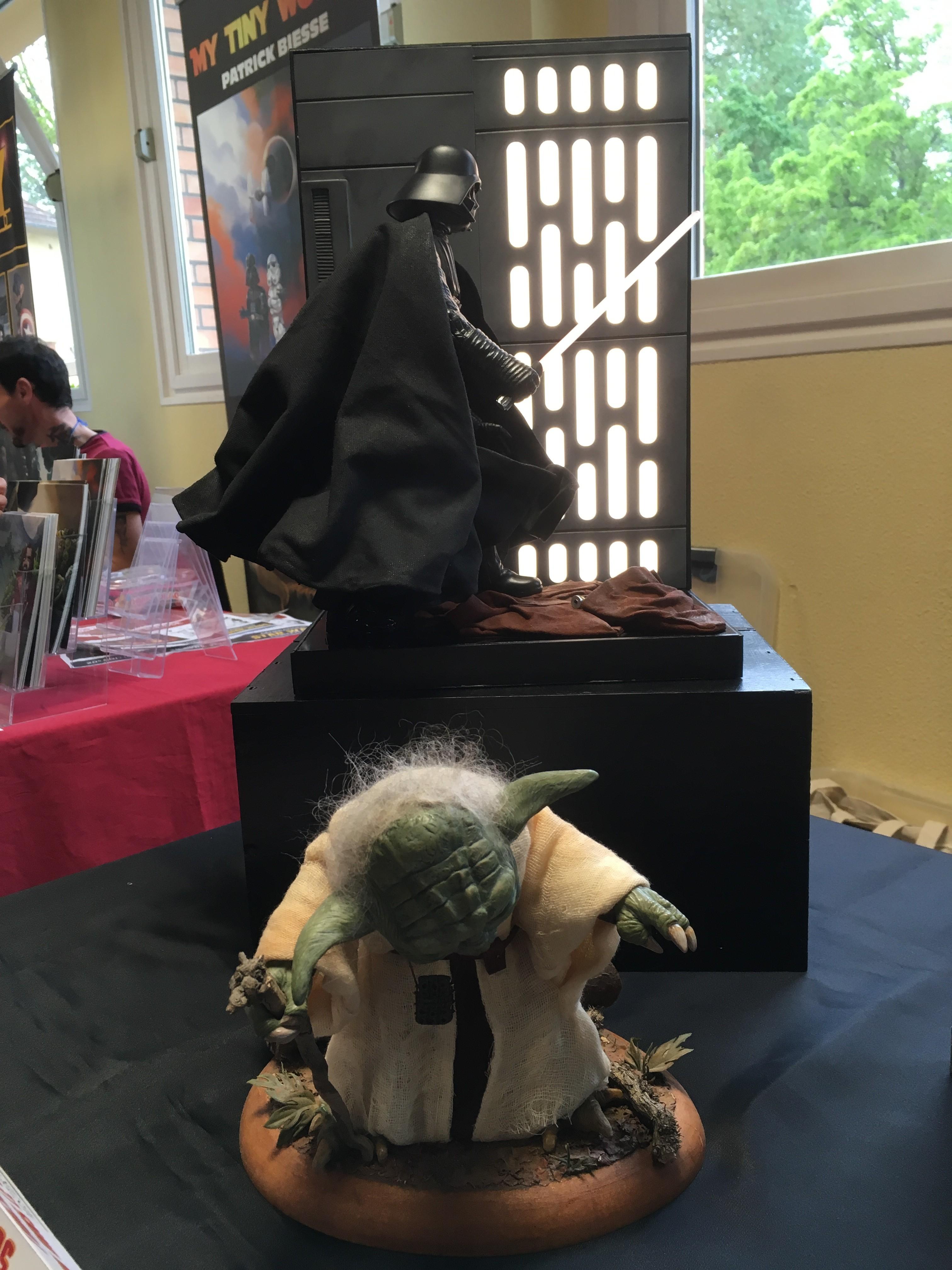 Générations Star Wars et SF 20ème édition - Cusset - 28 et 29 avril 2018 XU1g8V