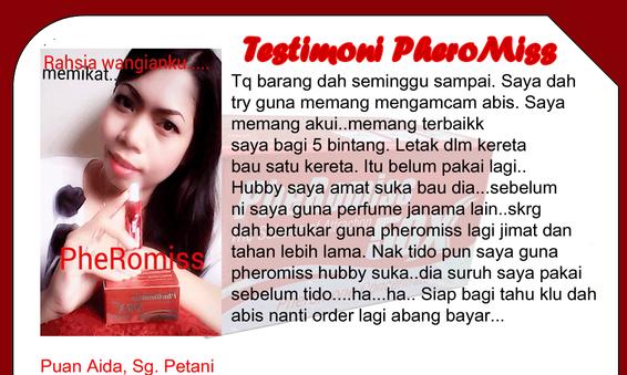 Pheromiss 50X 10 ml (Women's Pheromone) | WWW.BATINMALAY.COM YsE50i