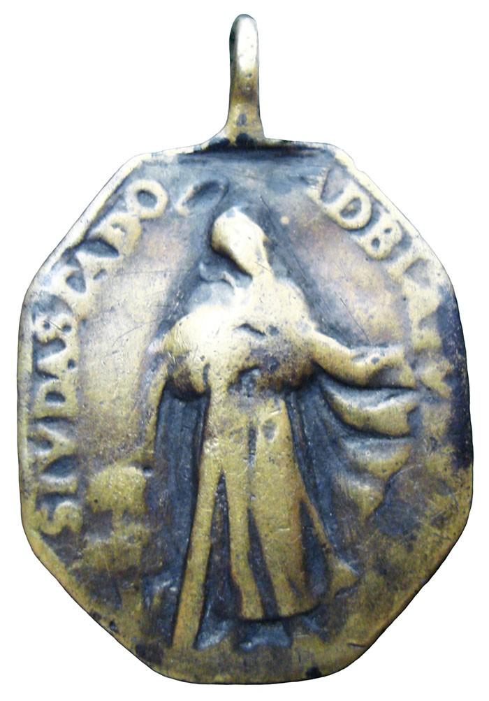 Sto. Cristo de la Salud de Málaga / San Judas Tadeo S-XVIII BHUg4z