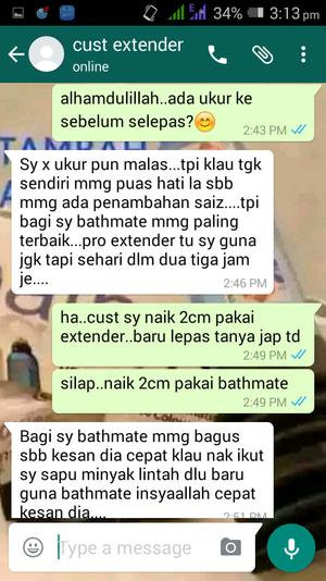 Pro Extender Ver 3 | Alat Tambah Saiz Untuk Lelaki | WWW.BATINMALAY.COM BhL0y0