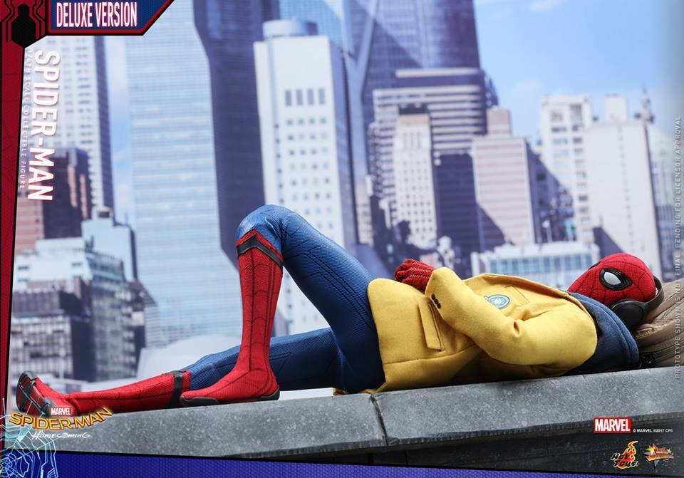 Spider-Man Homecoming : Spider-Man  C8l933