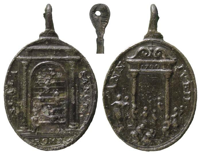 Jubileo Romano de 1700 - MR489 CErhrS
