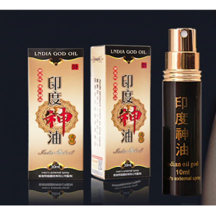 India God Oil Delay Spray for Men Premature Male Sex  GdSgxI