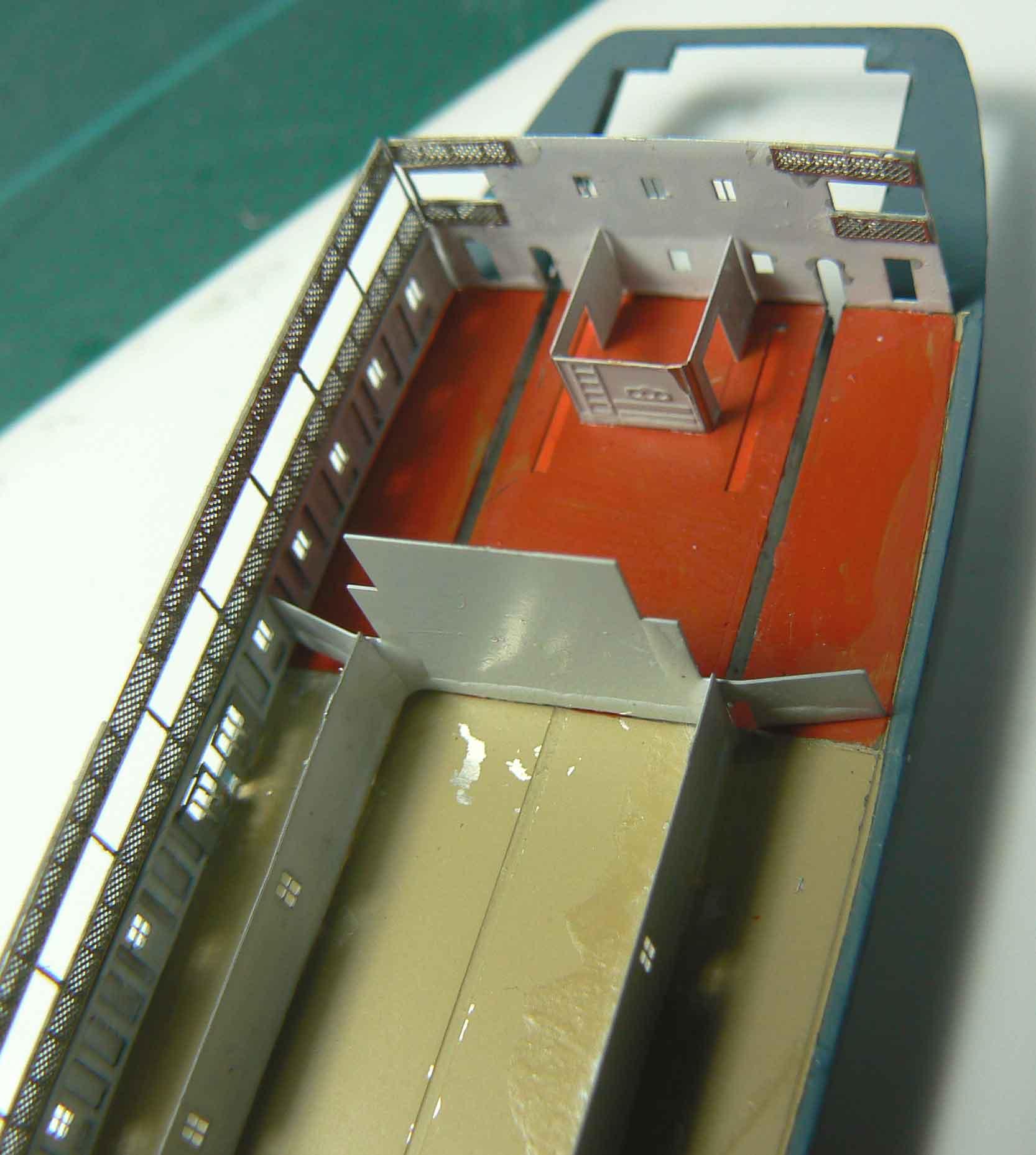 MARE ISLAND NAVAL SHIP YARD  1/700 MMDz26