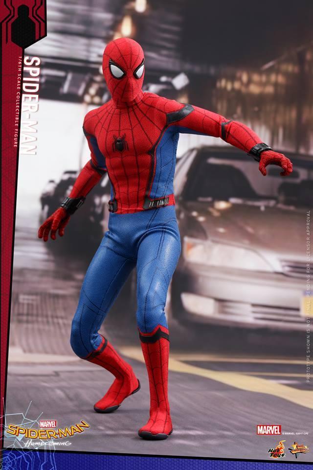 Spider-Man Homecoming : Spider-Man  Mpr8Y3