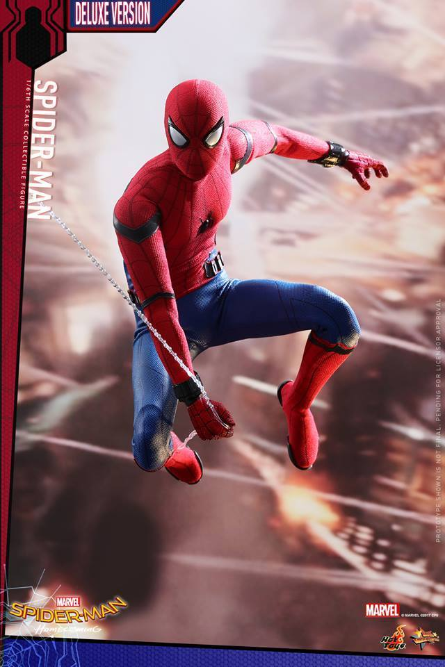 Spider-Man Homecoming : Spider-Man  PLY8rh