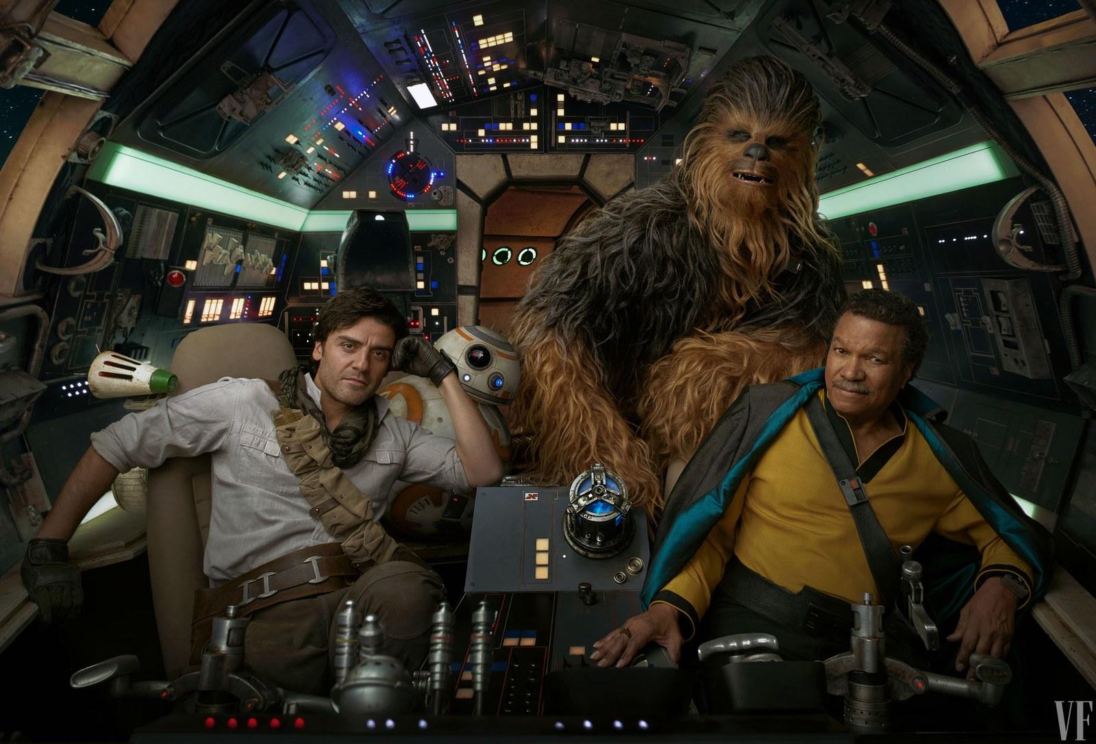 Star Wars - Episode IX - Rise of Skywalker - Page 8 SSAFaM