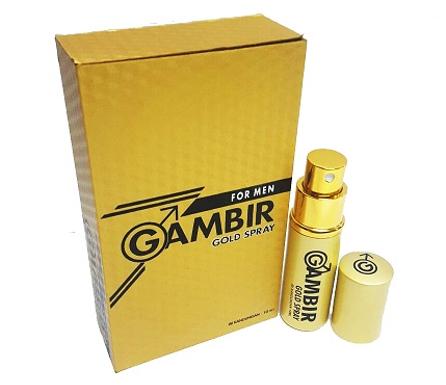 Gambir Gold Spray Asli Murah - Berkesan & Selamat Digunakan Tdl2fC