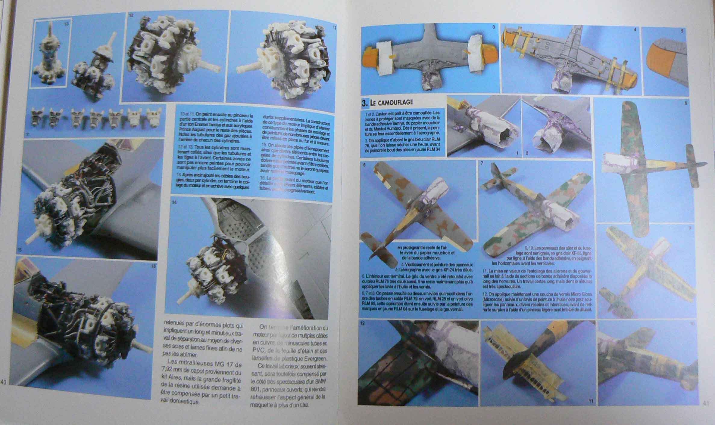 FW190 Eduard+PE&Brassin 1/72 UC4auA