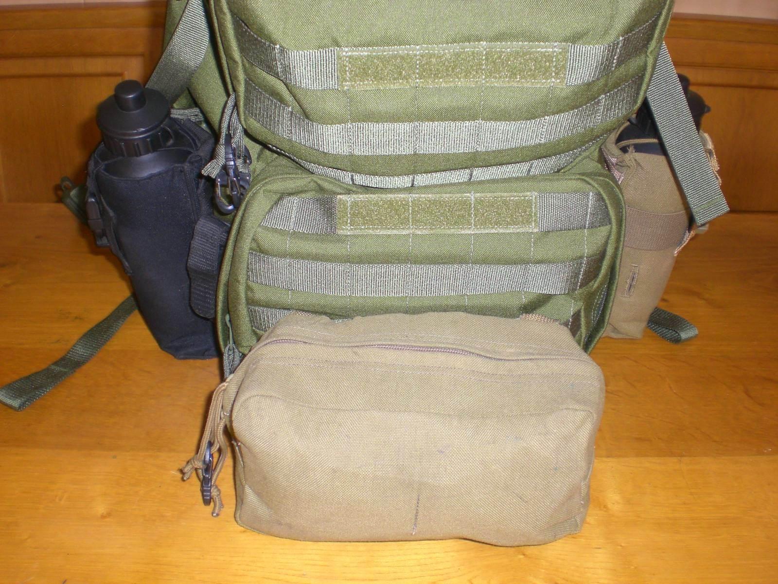 Patrol Pack Vent...Substitucion de una vieja amiga. V627lH