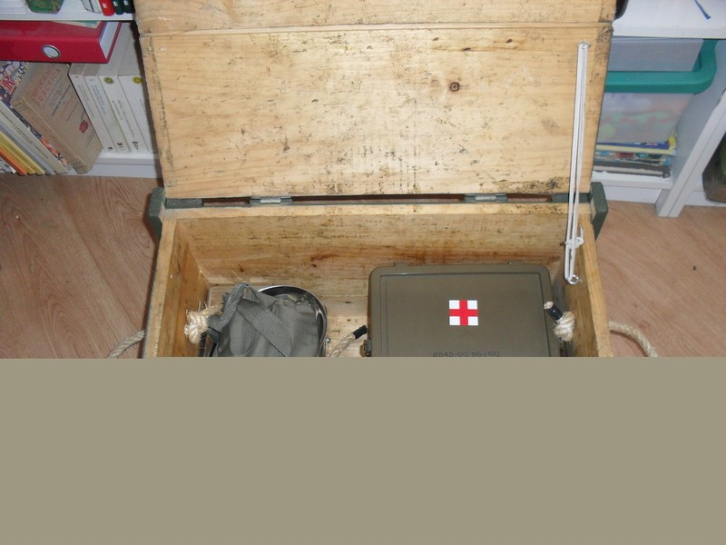 Caja para la M60 y demas cajas para el Display WDeRCo