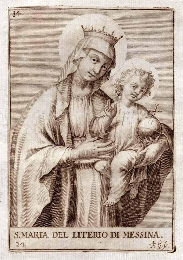 Virgen de la Carta / Santa Ana y San Joaquín - MR532 (R.M. SXVIII-O124)(MAM) YpAvef