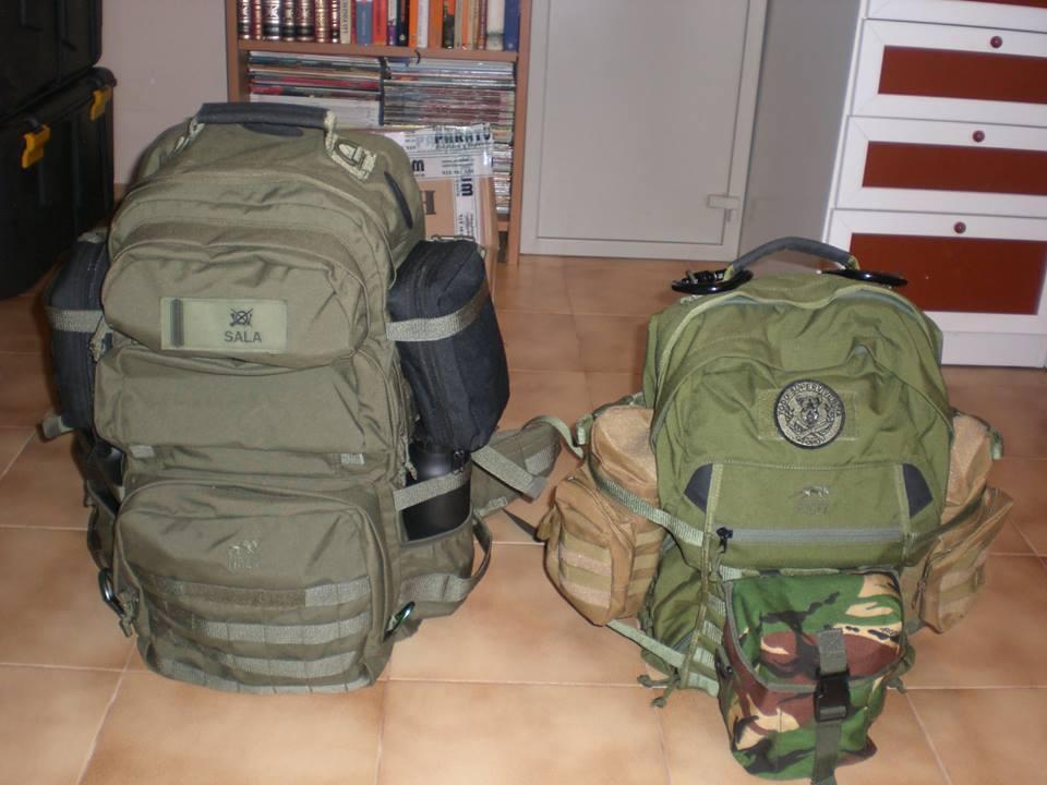 Patrol Pack Vent...Substitucion de una vieja amiga. YroGMy