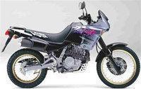Honda 650 Dominator...