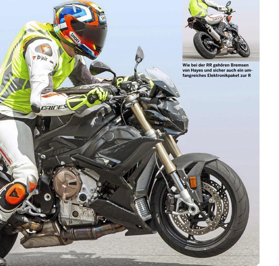 s1000R 2021 de BMW