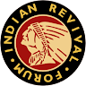"""INDIAN REVIVAL """"100% Indian Motorcycle"""""""