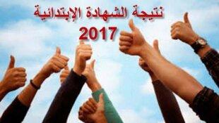 نتيجة الشهادة الابتدائية 2017 اليوم السابع