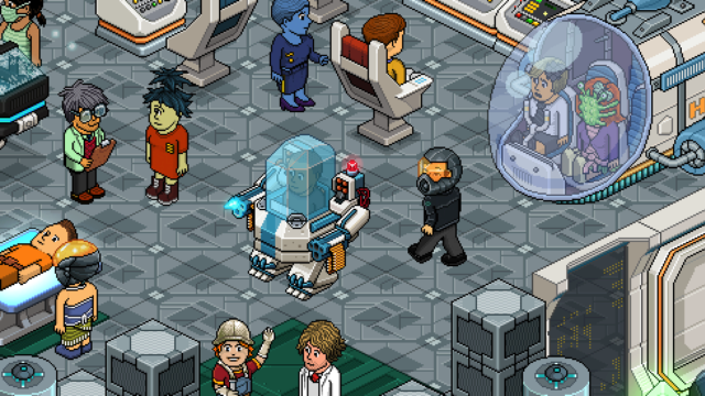 Main photo Habbo Spazio