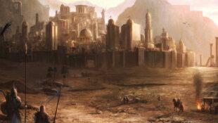 Al'Karyn, la cité indépendante
