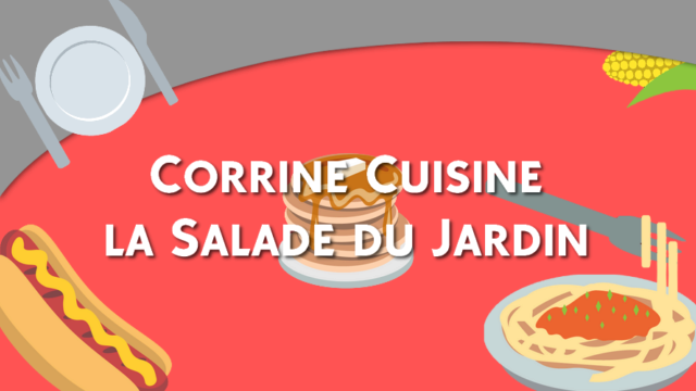 Main photo Corrine Cuisine la Salade du Jardin