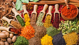Aromi e spezie tra gusto e salute