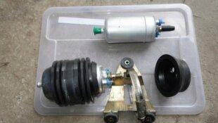 Changement pompe à essence de Porsche 993