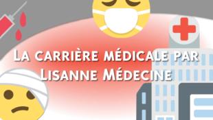 La carrière médicale par Lisanne Médecine