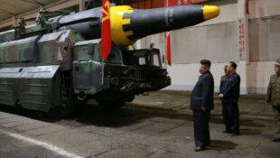 كوريا الشمالية ماضية في الحصول على صاروخ قادر على حمل سلاح نووي