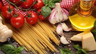 L'importanza della dieta mediterranea