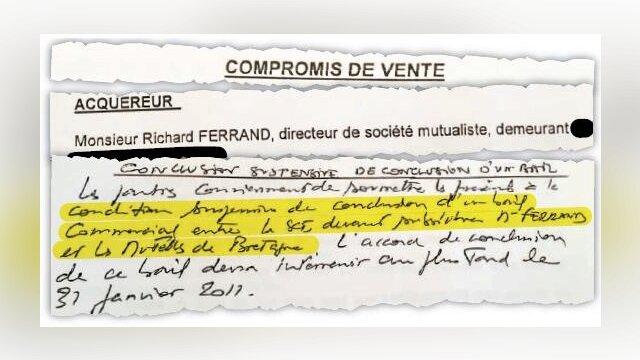 Main photo Affaire Ferrand : un document prouve que le ministre a enfumé tout le monde
