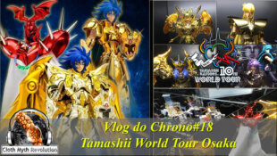 Vlog do Chrono #18 - Tamashii Tour Osaka