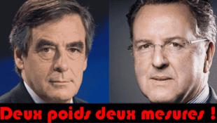 Fillon – Ferrand : Deux poids, deux mesures