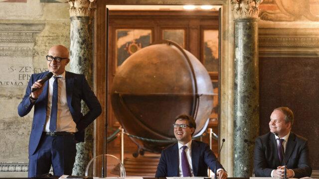 Palazzo Pitti apre le porte a Gucci