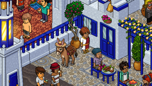 Main photo Habbo Santorini