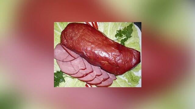 Main photo Мясо горячего копчения в домашних условиях.