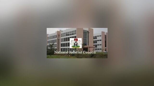 Main photo Recall of suspended Judges: NJC fires back, says presidency lied to Nigerians