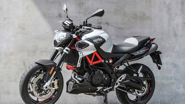 Main photo Nouvelle Aprilia Shiver 900 2018