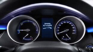Maitriser son Toyota C-HR Hybride