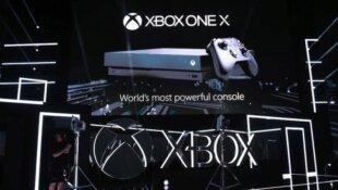 Xbox One X: La console la plus puissante au monde