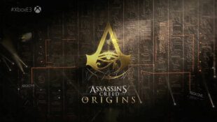 ASSASSIN'S CREED ORIGINS S'OFFRE UN TRAILER ET DU GAMEPLAY
